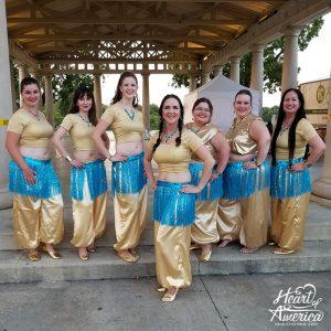 Kansas City Belly dancer classes