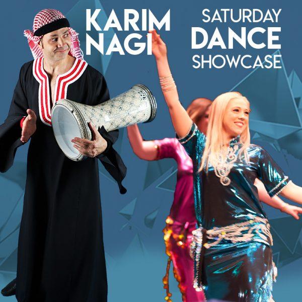 Karim Nagi Dance Showcase